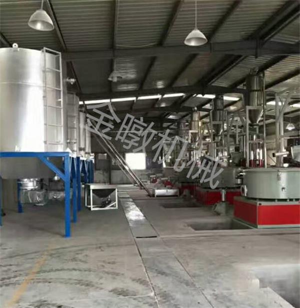 中央供料系统助力热成型工艺提升